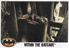 Batman / Within the Batcave Batman Poster, Batman And Superman, Batman Universe, Comics Universe, Batman Pictures, Wayne Manor, Kim Basinger, Michael Keaton, Card Companies