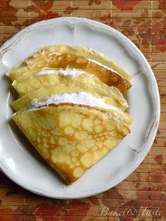 Bake&Taste: Naleśniki z kaszy manny