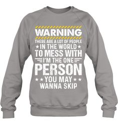 Warning There Are A Lot Of People Cool Gifts For Women Sweatshirt Gifts Fashionable Sweatshirt Sayings For Women Funny Memes, Hilarious, Crazy Fashion, Cool Gifts For Women, Facebook Humor, Funny Sweatshirts, Sweatshirt Outfit, Marvel Comics, Harvest