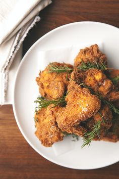 Fried Chicken / Rick Poon #foodstyle #foodography