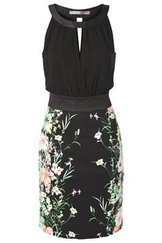 Floral Outfits, Everyday Fashion, Stylish Outfits, Dress Black, Style Me, Hair Makeup, Fashion Looks, Two Piece Skirt Set, Classy