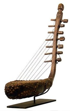 Sukuma Harp, Africa