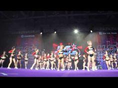 Sr 3 at US Finals  | HotCheer All-Stars| Cheerleading| Pittsburgh, PA