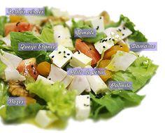 Aprendendo a Comer Salada