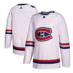 Montreal Canadiens adidas 2017 NHL 100 Classic Authentic #habs #canadiens #nhl100classic Montreal Canadiens, Adidas Logo, Adidas Men, Nhl, Spirit Jersey, Classic Collection, Shirts, Fashion Design, Shopping