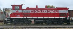 wisconsin trains | Wisconsin & Southern Railroad