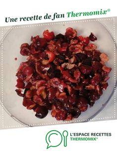 Denoyauter les cerises par recetteseco. Une recette de fan à retrouver dans la catégorie Desserts & Confiseries sur www.espace-recettes.fr, de Thermomix<sup>®</sup>.