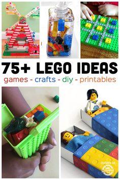 75+ Fun Lego Ideas