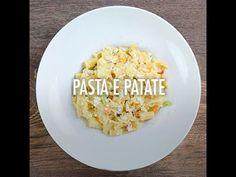 Pasta e patate |  Chef in Camicia