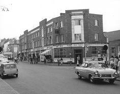 Grosvenor Road 1961.