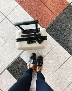 I Packed a Carry-On for 2 Weeks: Here's What I Learned — Who What Wear Australia Packing Tips For Travel, Travel Bags, Packing Lists, Packing Ideas, Travel Stuff, Travel Essentials, Travel Guide, Travel Chic, Travel Wardrobe