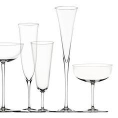 Das richtige Glas für jeden Drink und jeden Anlass von J. & L. Lobmeyr Wien 1823 Glasmanufaktur   creme wien