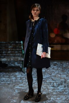 Orla Kiely Fall 2014 Ready-to-Wear Fashion Show