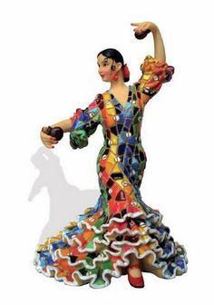Figurine espagnole
