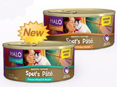 NEW SPOT'S PATE' FOR CATS  check it out at www.petsuppliesonlineuk.com