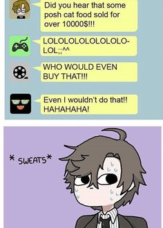 Jumin would ;3>>why who would buy that much for--jumin?why..