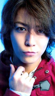 <3the means of beauty is kamenashi kazuya<3