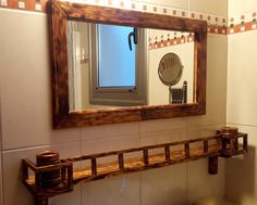 Handmade and Individual Wooden frames for by WoodtopiaCyprus