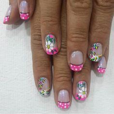 Perms, Maria Jose, Hair Colors, Ideas Para, Acrylic Nails, Nail Designs, Make Up, Beauty, Fairy
