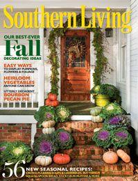 Southern Living Magazine! love it