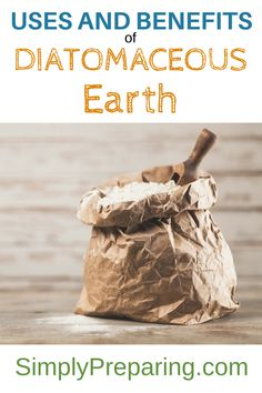 Diatomaceous Earth Uses in the home, garden and increased health. Use Diatomaceous Earth to kill bed bugs, control odors, and clean up oil spills. Take food grade diatomaceous earth to help with digestion issues. Best Pest Control, Bug Control, Organic Soil, Organic Gardening, Pose, Emergency Preparedness Kit, Emergency Planning, Pest Management, Kiesel