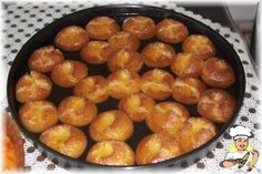 Mısır Tatlısı (Yozgat) - Yemek Tarifleri - m.lezzetler.com Turkish Recipes, Dessert Recipes, Desserts, Pretzel Bites, Plum, Bread, Fruit, Food, Tailgate Desserts