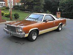 1978 Chevrolet El Camino.