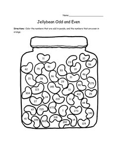 Odd and even number is one of basic knowledge in Mathematics. This basic knowledge is very useful for the next step of Mathematics lesson. Odd and even number worksheets for practice is helping the student to differentiate of each group. Free Printable Math Worksheets, Kids Math Worksheets, Printable Numbers, Number Worksheets, Kids Learning Activities, Fun Learning, Number Activities, Sorting Activities, Even And Isak