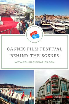 An exclusive look behind the scenes of the glamorous Cannes Film Festival on the French Riviera. Includes movie reviews of the films presented during the market screenings of the Cannes Film Festival.
