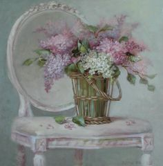French Lilacs ~ C.Repasy