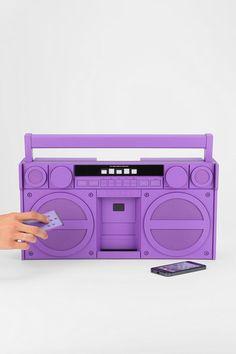iHome Boombox Wireless Speaker #urbanoutfitters