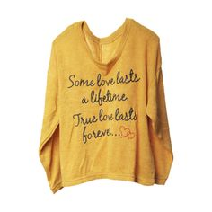 Letters Print Loose Yellow Sports T-shirt ($44) ❤ liked on Polyvore featuring tops, t-shirts, shirts, sweaters, long sleeve tees, t shirt, brown shirts, yellow t shirt and brown t shirt