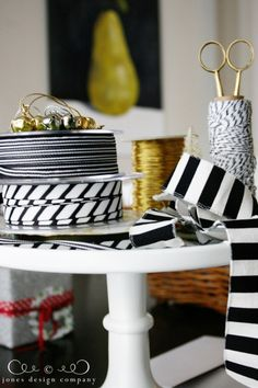 favorite source for striped ribbons