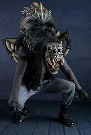 mammoth chomping spider costume sadly now discontinued