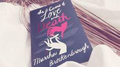 Effi reads: The Game of Love and Death von Martha Brockenbroug...