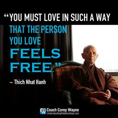 #thichnhathanh #vietnamese #buddhism #monk #love #peace #freedom #attraction #dating #sex #marriage #getexback #relationships #coachcoreywayne #greatquotes