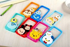 Tsum tsum phone cover.. This is too cute! Now available for sale! Msg/email me for orders