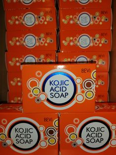 Original Kojic Acid soap from Philippines. Kojic Acid, Philippines, Soap, The Originals, Bar Soap, Soaps