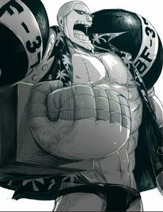 绣幕伊人采集到海贼王 One Piece - Franky - Mugiwara Pirate