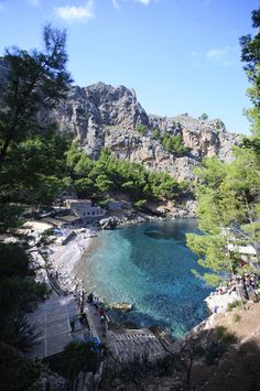 Sa Calobra Beach, Mallorca - Spain