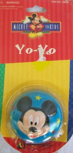 Disney Mickey Mouse Club House Mickey for Kids Yo Yo Toy -- Check this awesome product by going to the link at the image.