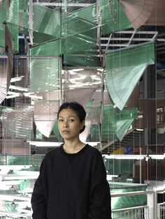 Galeries Lafayette recebe instalação da artista sul-coreana Haege Yang   Revista Styllus