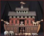 primitive art noah's ark - Google Search