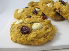 High Altitude fool proof Pumpkin Oatmeal Cookies. Yummmmm....