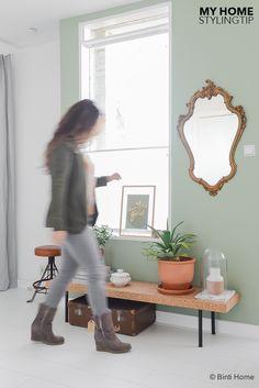 Een salontafel van kurk in mijn woonkamer   Binti Home blog : Interieurinspiratie, woonideeën en stylingtips
