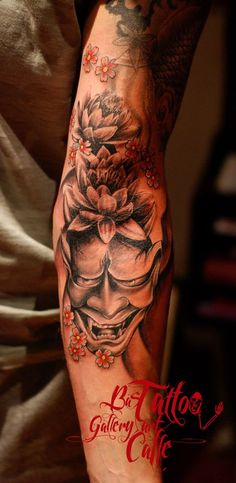 tattoo by diky
