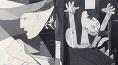 Can scroll in and out to get a better look at the pieces. Pablo Ruiz Picasso. 'Guernica'. Museo Nacional Centro de Arte Reina Sofía. Madrid © De las reproducciones autorizadas, VEGAP, 2011