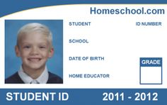 These Are Beautiful Student Id Cards Templates For The Schools
