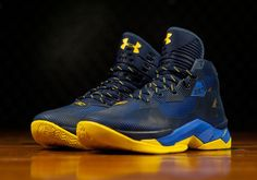 "#sneakers #news  Under Armour To Release A ""Dub Nation"" Colorway Of The Curry 2.5"