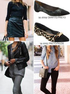 Flats: como usar sapatilhas em looks de outono | Garotas do Brasil – Via Marte